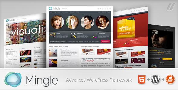 Free Download Mingle - Multi-purpose WordPress Theme Nulled Latest Version