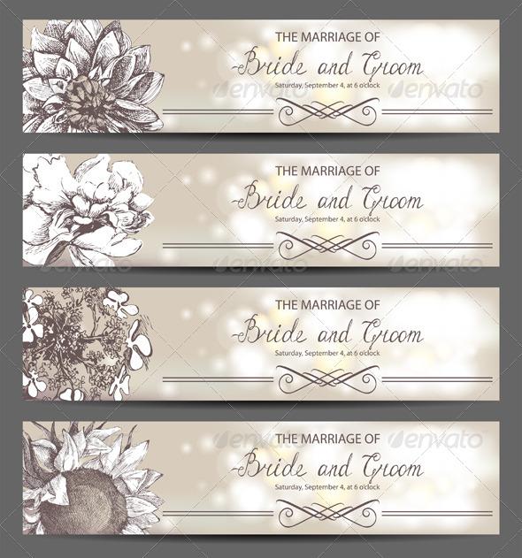 Wedding Invitations - Weddings Seasons/Holidays