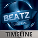 Beatz - Facebook Timeline Template - GraphicRiver Item for Sale