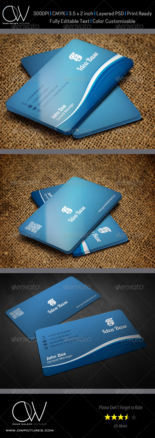 Corporate Business Card Vol.27 - Corporate Business Cards