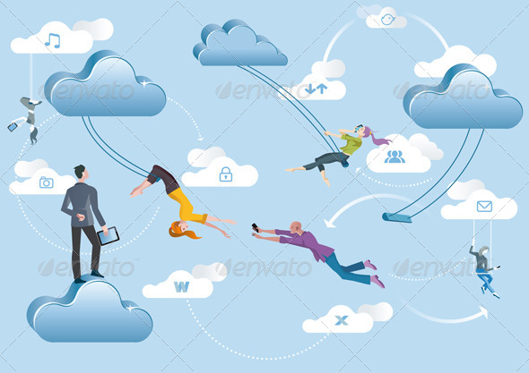 Cloud Computing Acrobats - Communications Technology