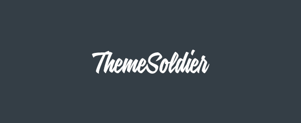 Themesoldier homepage