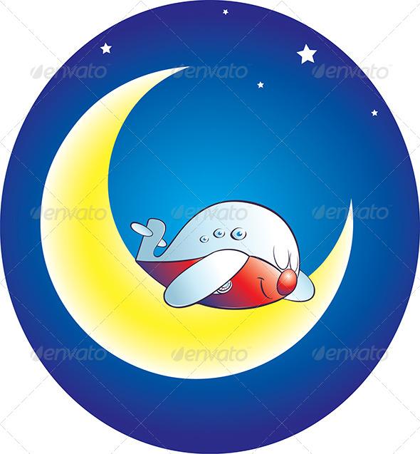 Moonsleeper - Characters Vectors