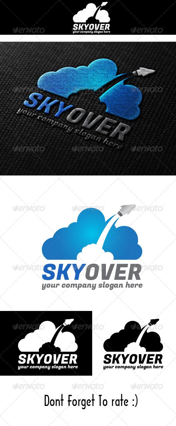 Sky Over Logo  - Symbols Logo Templates