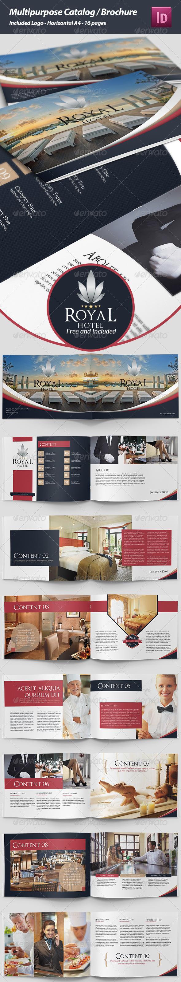 Catalog / Brochure - Brochures Print Templates