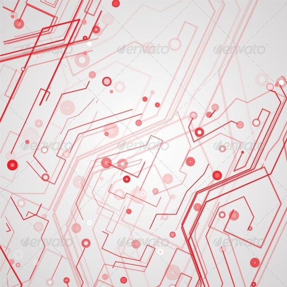 Circuit Board Background - Computers Technology