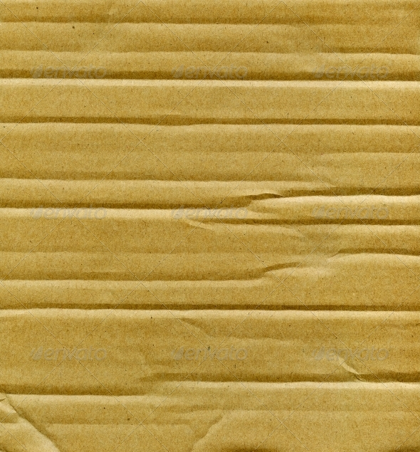 Cardboard background - Abstract Textures