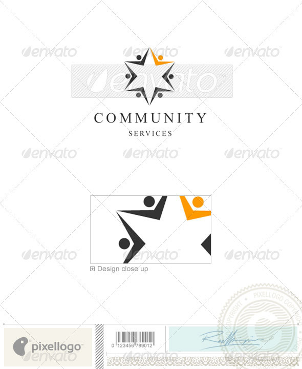 Business & Finance Logo - 1027 - Symbols Logo Templates