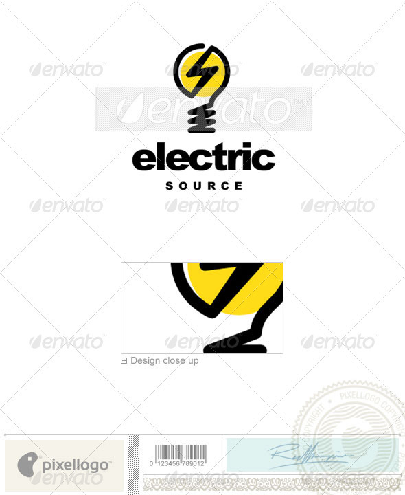 Industry & Science Logo - 2179 - Objects Logo Templates