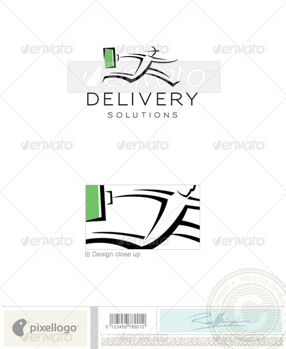 Transportation Logo - 560 - Humans Logo Templates