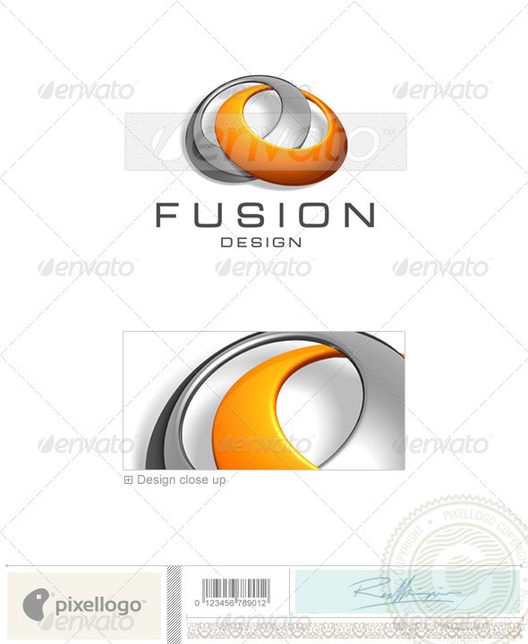 Communications Logo - 3D-404 - 3d Abstract
