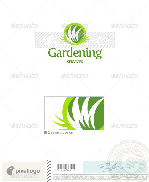 Nature & Animals Logo - 1520 - Nature Logo Templates