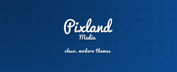 Pixland themeforest profile