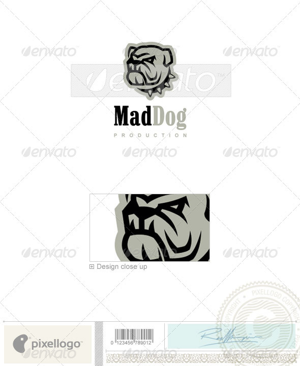 Business & Finance Logo - 480 - Animals Logo Templates