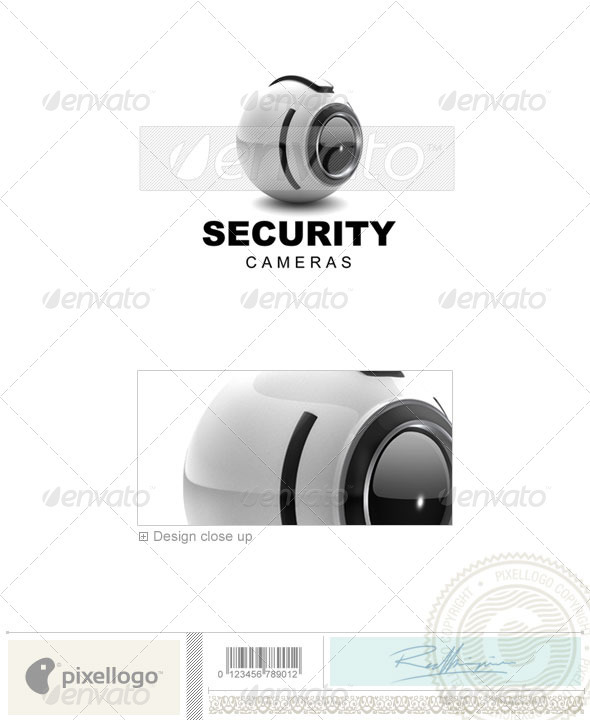 Business & Finance Logo - 3D-372 - 3d Abstract