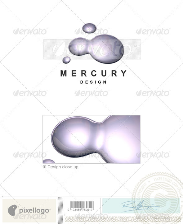 Print & Design Logo - 3D-135 - 3d Abstract
