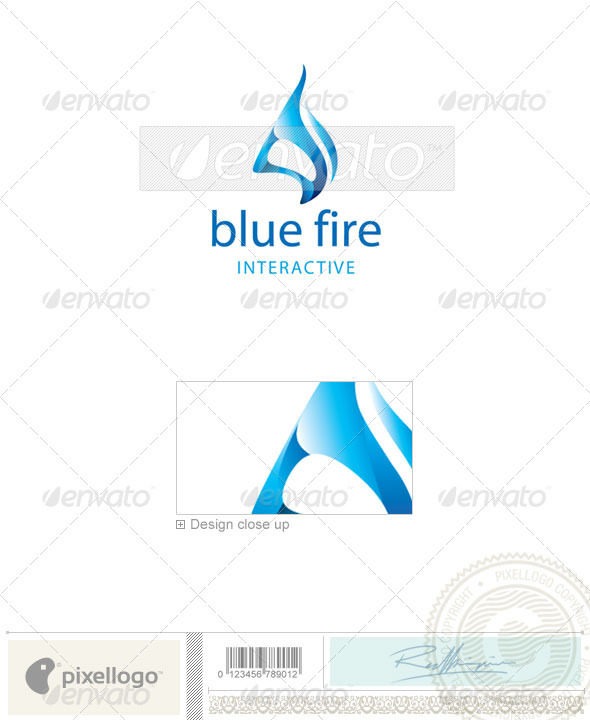 Industry & Science Logo - 2059 - Vector Abstract