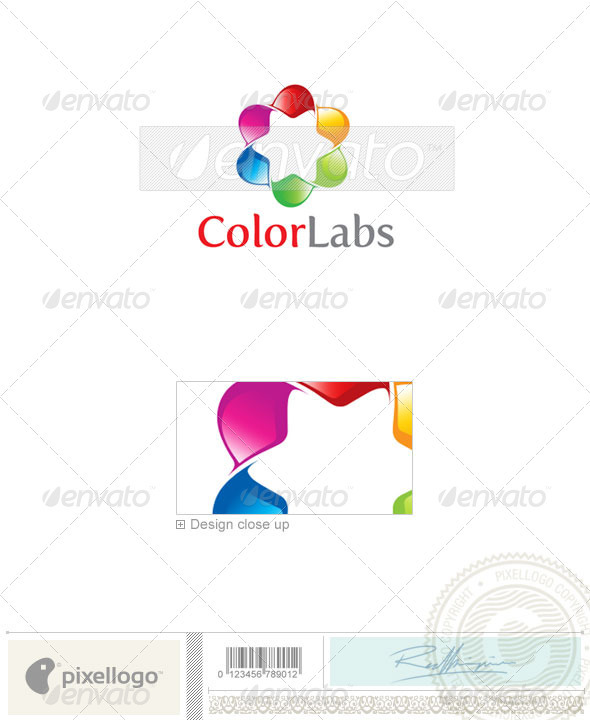 Activities & Leisure Logo - 1744 - Vector Abstract