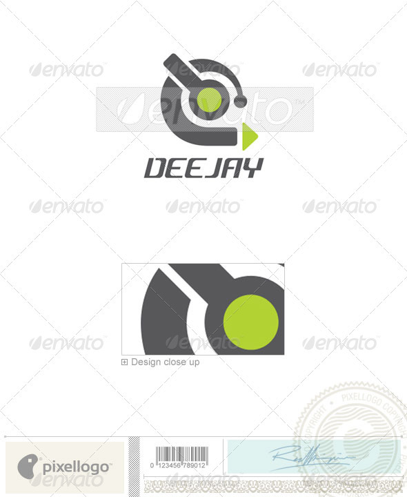 Activities & Leisure Logo - 503 - Objects Logo Templates