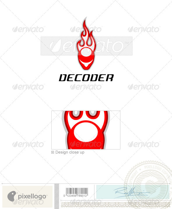 Industry & Science Logo - 464 - Vector Abstract