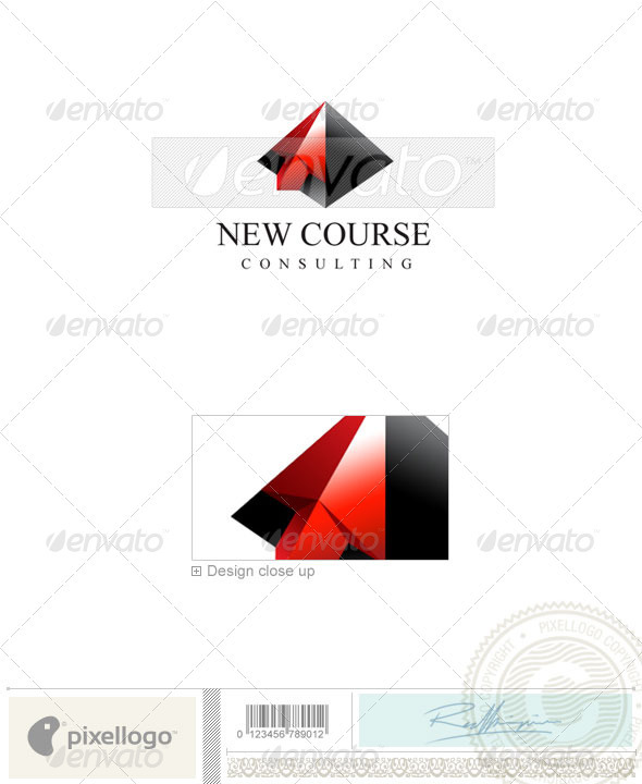 Business & Finance Logo - 2074 - Vector Abstract