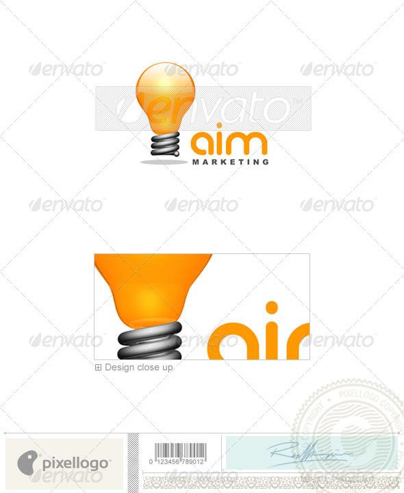 Business & Finance Logo - 3D-148 - 3d Abstract
