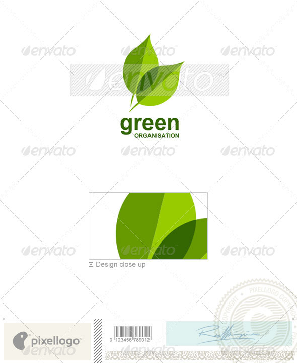 Nature & Animals Logo - 528 - Nature Logo Templates