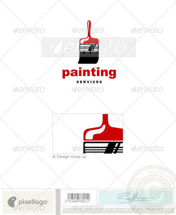 Home & Office Logo - 443 - Objects Logo Templates