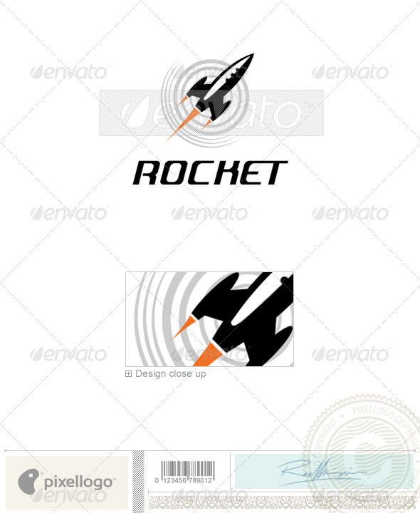 Transport Logo - 38 - Objects Logo Templates