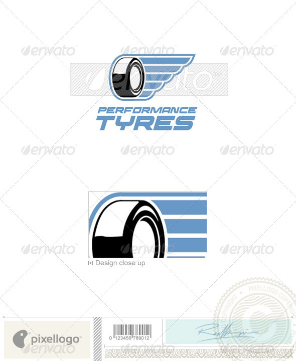 Transport Logo - 386 - Objects Logo Templates