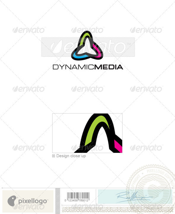 Activities & Leisure Logo - 840 - Vector Abstract