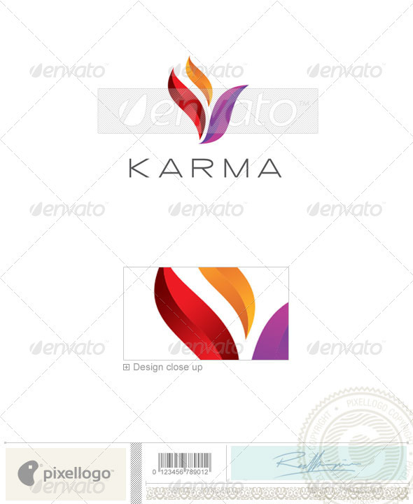 Print & Design Logo - 2245 - Nature Logo Templates