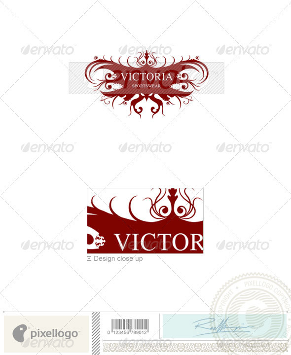 Home & Office Logo - 1310 - Crests Logo Templates