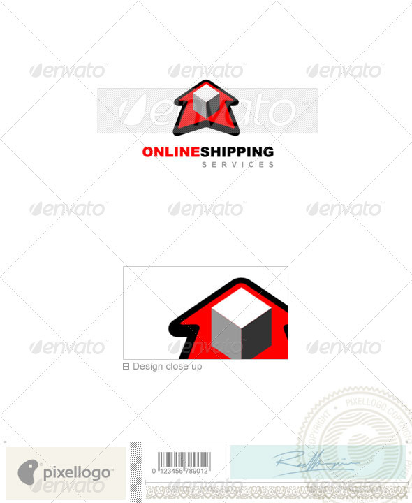 Transportation Logo - 693 - Vector Abstract