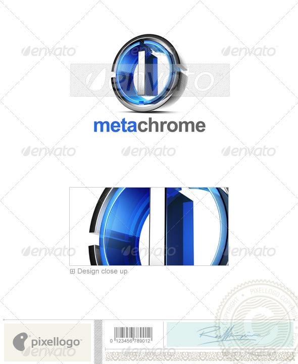 I Logo - 3D-476-I - Letters Logo Templates