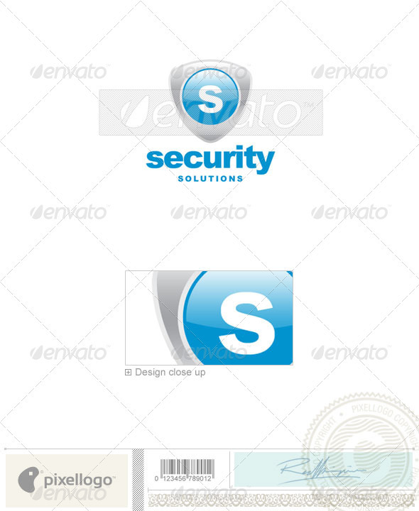 Business & Finance Logo - 269 - Letters Logo Templates