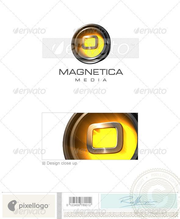 O Logo - 3D-238-O - Letters Logo Templates