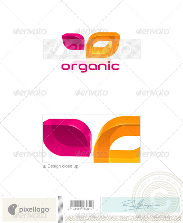 Nature & Animals Logo - 3D-188 - Nature Logo Templates