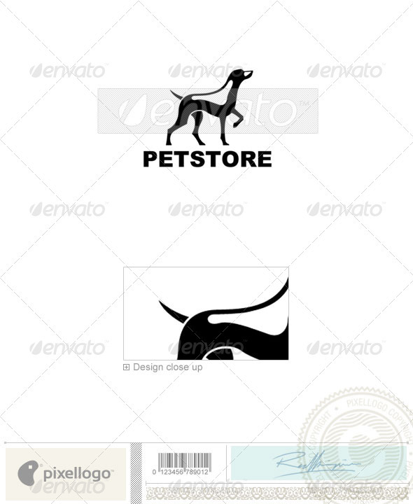 Nature & Animals Logo - 346 - Animals Logo Templates
