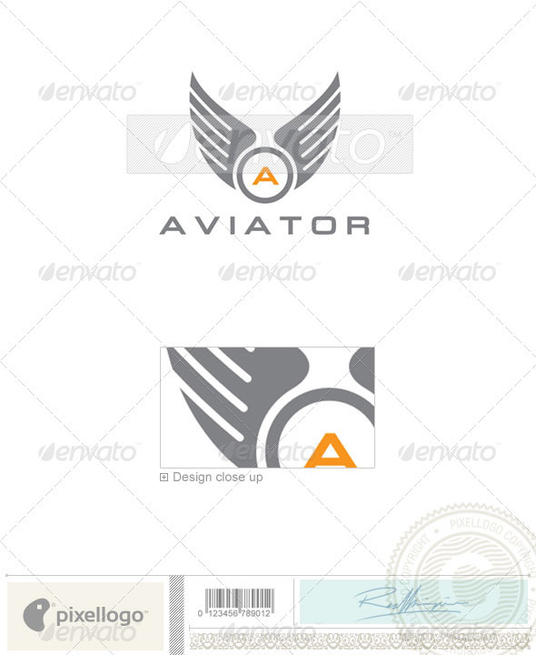 Transport Logo - 421 - Vector Abstract