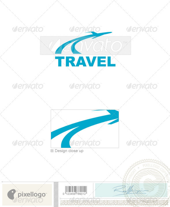 Transport Logo - 218 - Objects Logo Templates