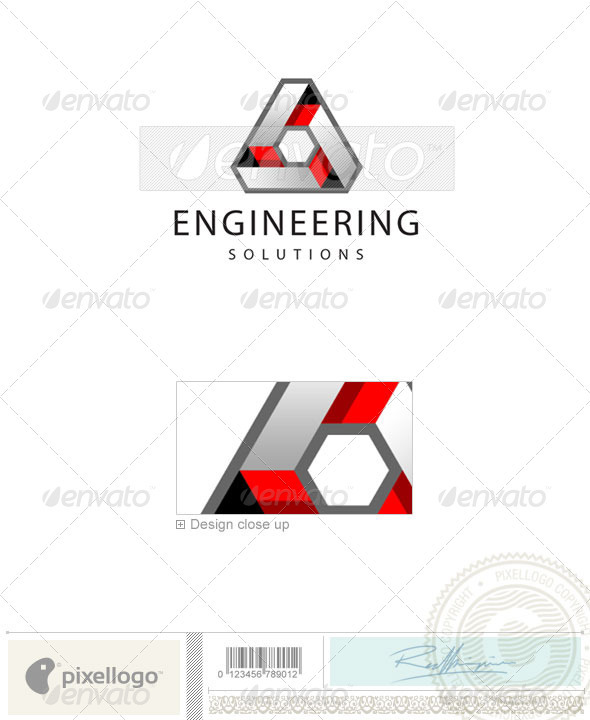 Business & Finance Logo - 501 - Vector Abstract