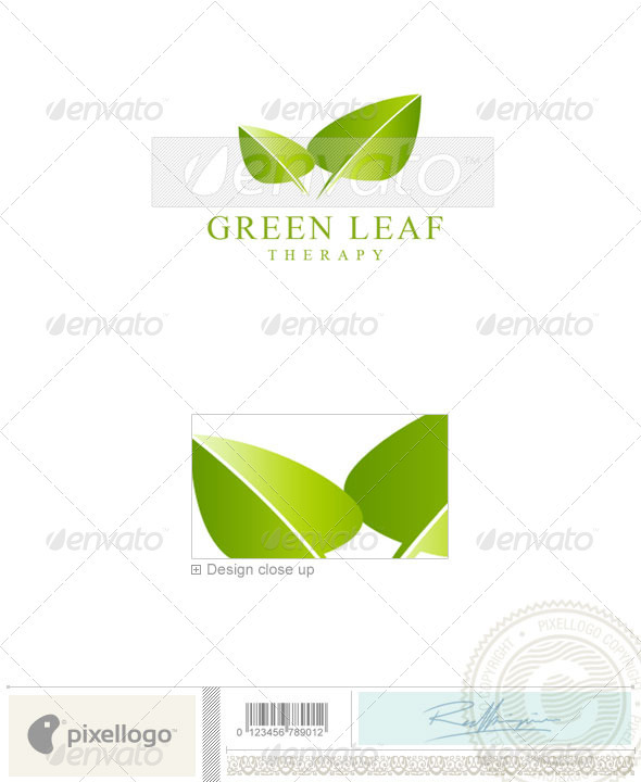 Nature & Animals Logo - 1394 - Nature Logo Templates