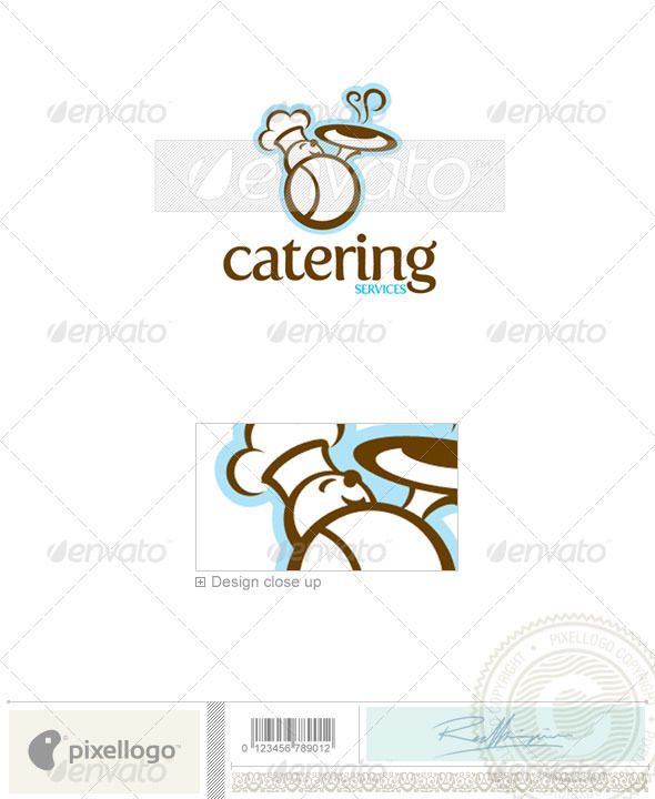 Activities & Leisure Logo - 1528 - Food Logo Templates