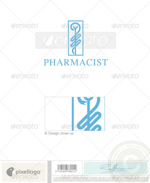 Industry & Science Logo - 105 - Vector Abstract