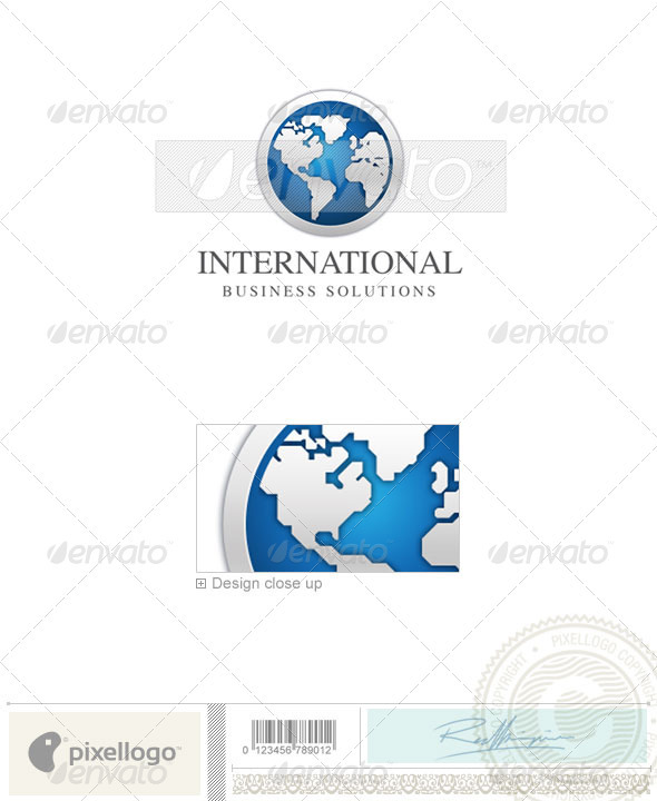 Communications Logo - 550 - Vector Abstract
