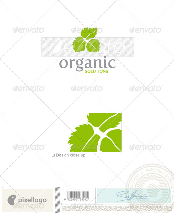 Nature & Animals Logo - 1620 - Nature Logo Templates