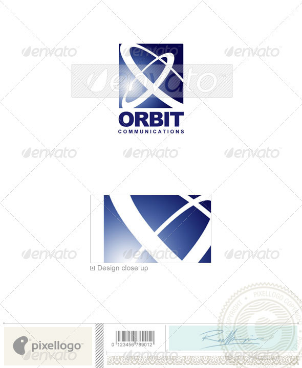 Communications Logo - 324 - Objects Logo Templates