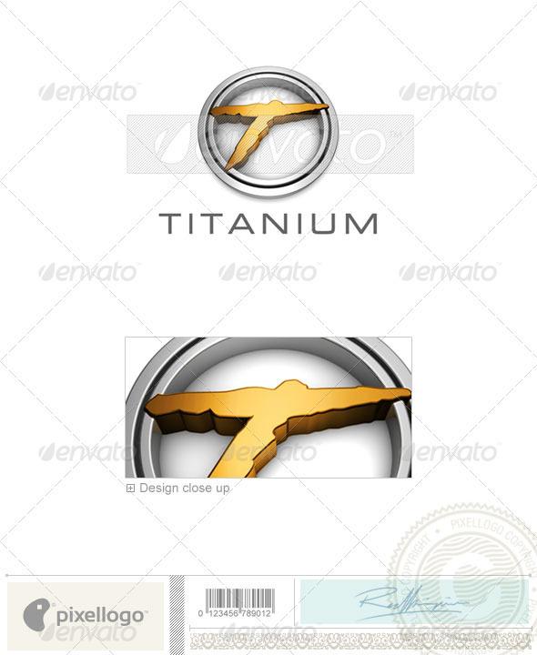 Print & Design Logo - 3D-468 - 3d Abstract