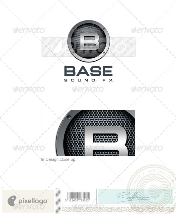 Activities & Leisure Logo - 3D-124 - 3d Abstract